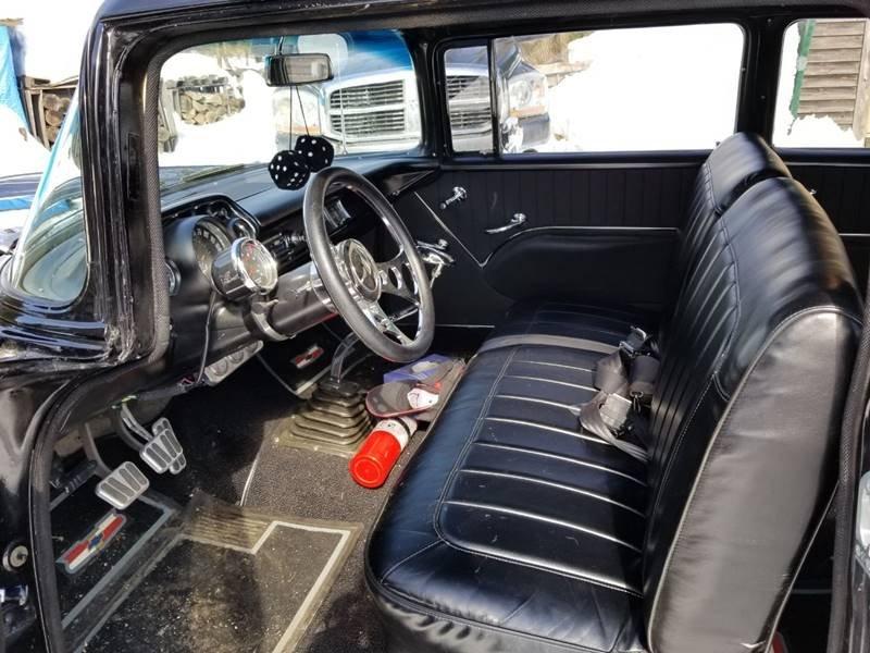 1957 Chevrolet Belair 2 Door Wagon RestoMod For Sale (picture 3 of 6)