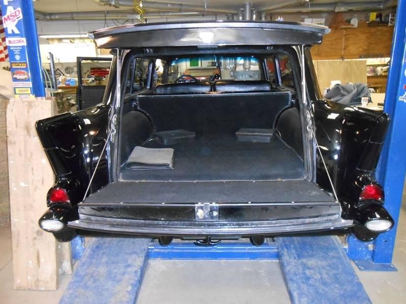 1957 Chevrolet Belair 2 Door Wagon RestoMod For Sale (picture 5 of 6)