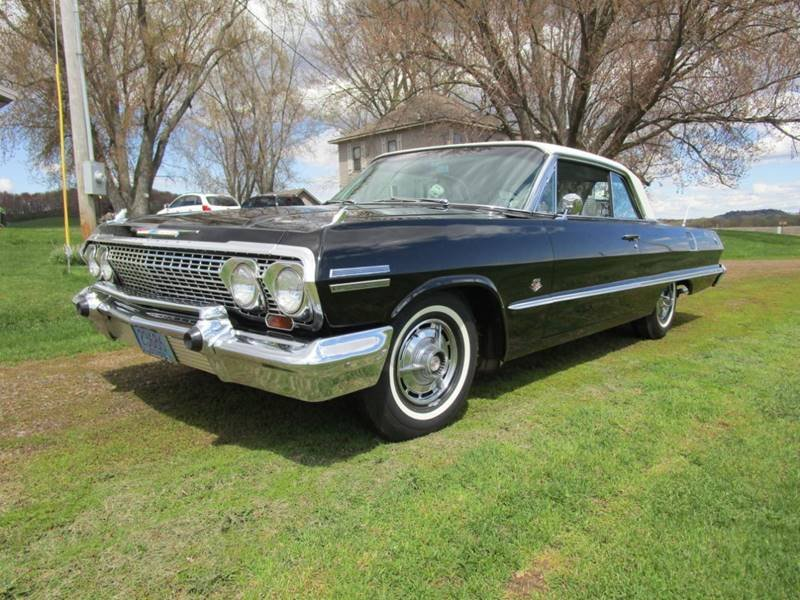 1963 Chevrolet Impala Super Sport 409ci For Sale (picture 1 of 6)
