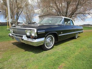 1963 Chevrolet Impala Super Sport 409ci For Sale
