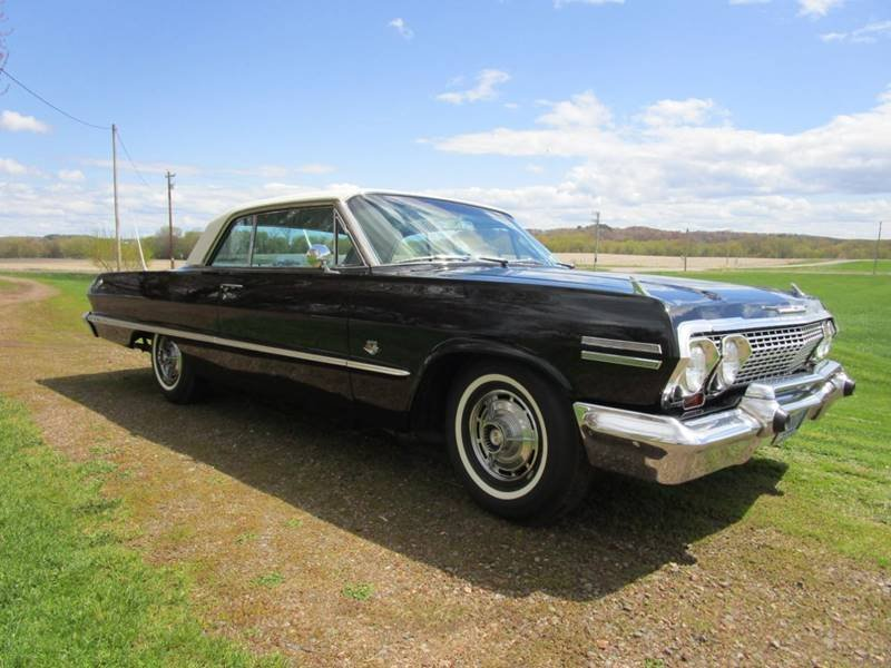 1963 Chevrolet Impala Super Sport 409ci For Sale (picture 2 of 6)