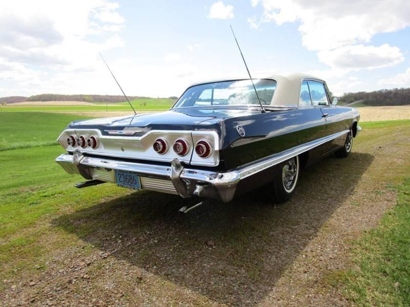 1963 Chevrolet Impala Super Sport 409ci For Sale (picture 3 of 6)