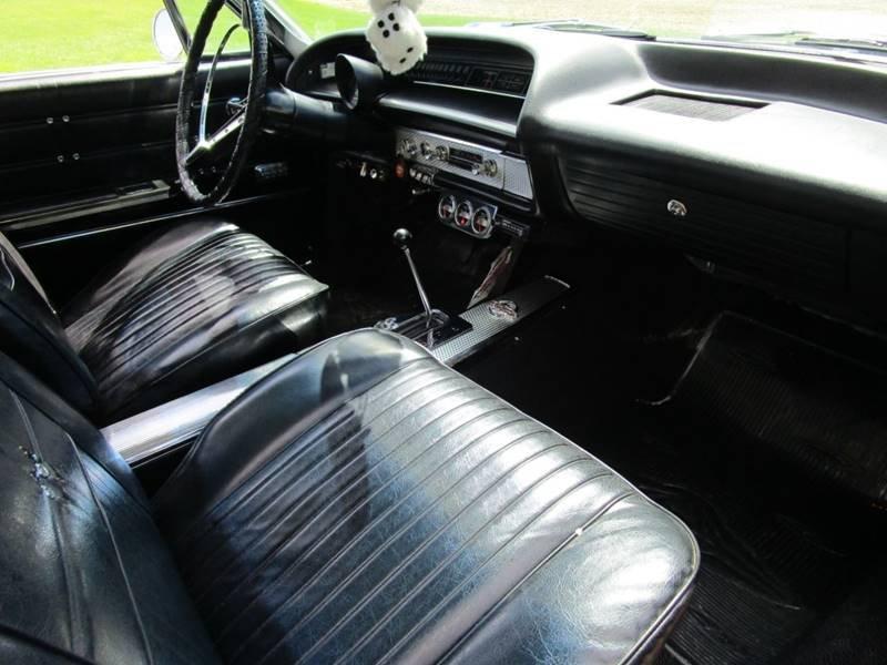 1963 Chevrolet Impala Super Sport 409ci For Sale (picture 5 of 6)