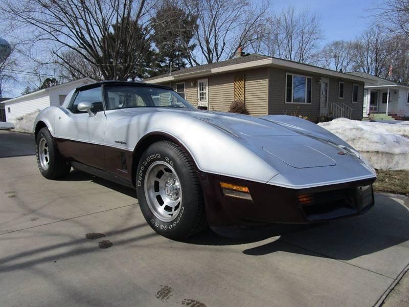 1982 Chevrolet Corvette All Original  For Sale (picture 1 of 6)