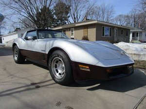 1982 Chevrolet Corvette All Original  For Sale