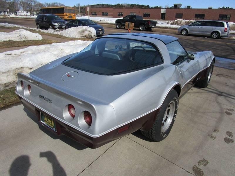 1982 Chevrolet Corvette All Original  For Sale (picture 3 of 6)