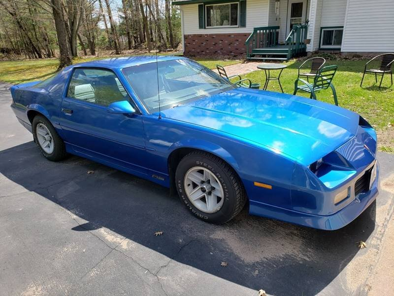 1989 Chevrolet Camaro RS 5 Speed 1 Owner  For Sale (picture 2 of 6)
