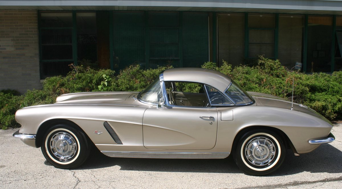 1962 Corvette For Sale (picture 1 of 6)