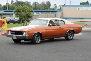 1971 Factory Chevelle SS
