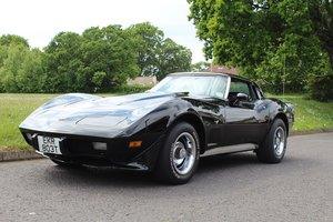 Chevrolet Corvette Stingray 1979 - To be auctioned 26-07-19
