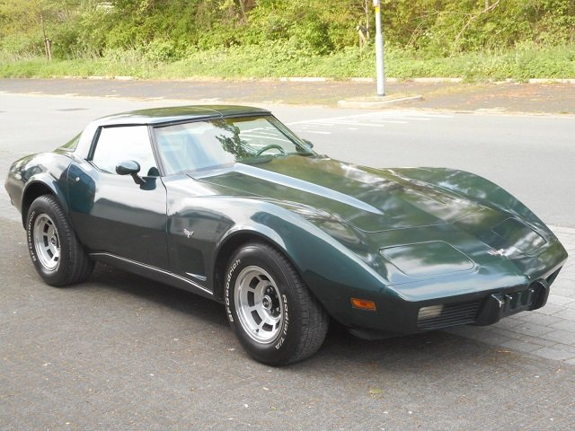 1979 C3 CORVETTE TARGA For Sale (picture 1 of 6)