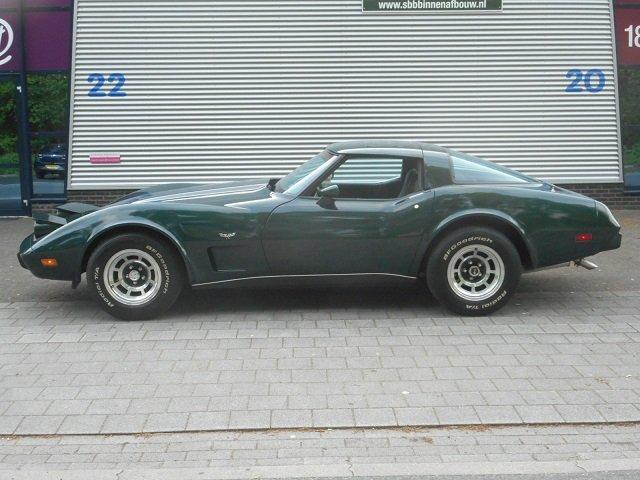1979 C3 CORVETTE TARGA For Sale (picture 5 of 6)
