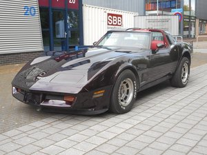 1980 C3 CORVETTE TARGA For Sale