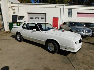 1984 Chevrolet Monte Carlo SS (Philadelphia, PA) $27,500 obo For Sale