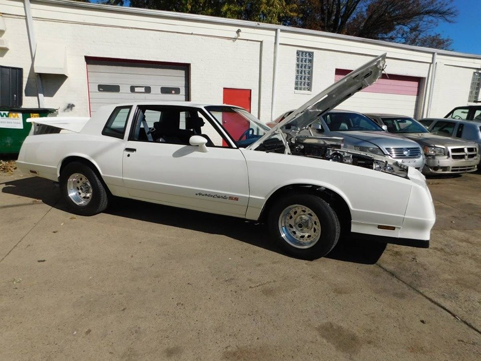 1984 Chevrolet Monte Carlo SS (Philadelphia, PA) $27,500 obo For Sale (picture 2 of 6)