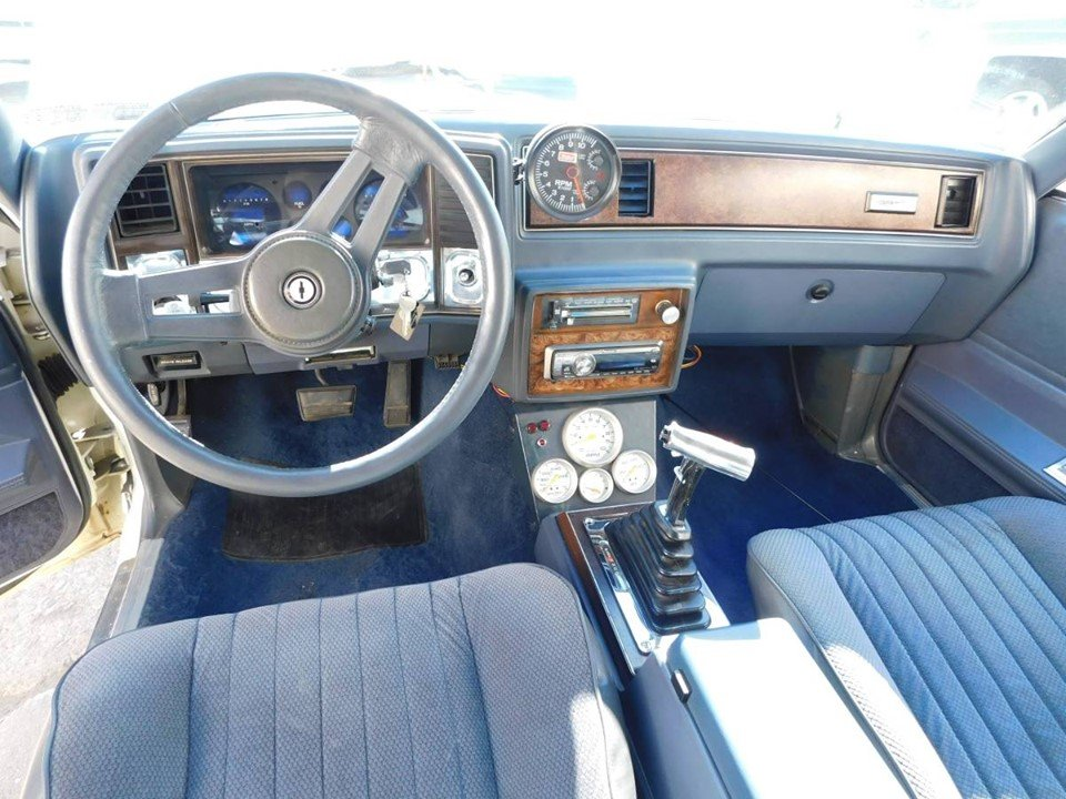 1984 Chevrolet Monte Carlo SS (Philadelphia, PA) $27,500 obo For Sale (picture 5 of 6)