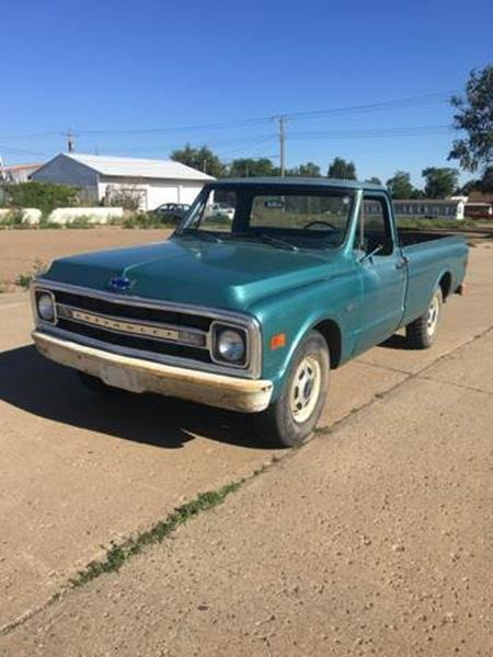 1969 Chevrolet C/K 20 Pickup For Sale (picture 1 of 6)
