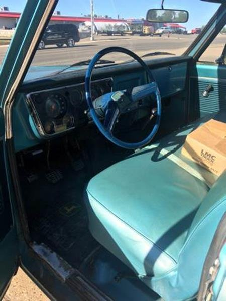 1969 Chevrolet C/K 20 Pickup For Sale (picture 5 of 6)