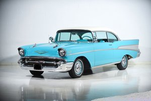 1957 Chevrolet Bel Air 2DR HT For Sale