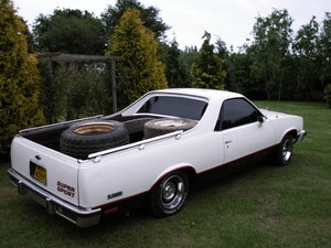 1983 Chevrolet el camino v8 auto super sport pick up  For Sale