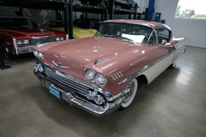 1958 Chevrolet Impala 2 Door Hardtop Sports coupe For Sale