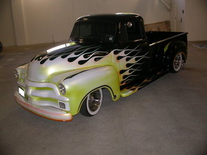 1954 SHOW STOPPER STREETROD $42,500 SHIPPING INCLUDED For Sale