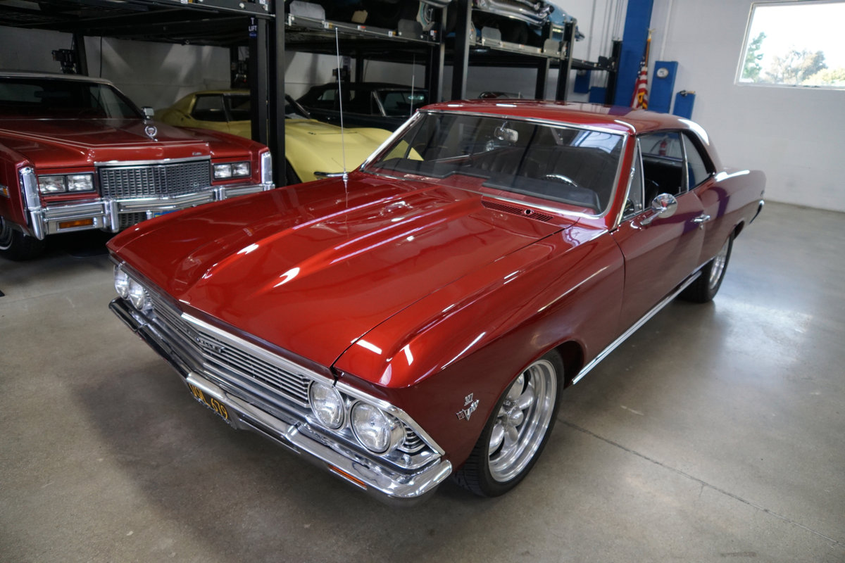 1966 Chevrolet Chevelle Custom 343 Built 600HP V8 For Sale (picture 1 of 6)