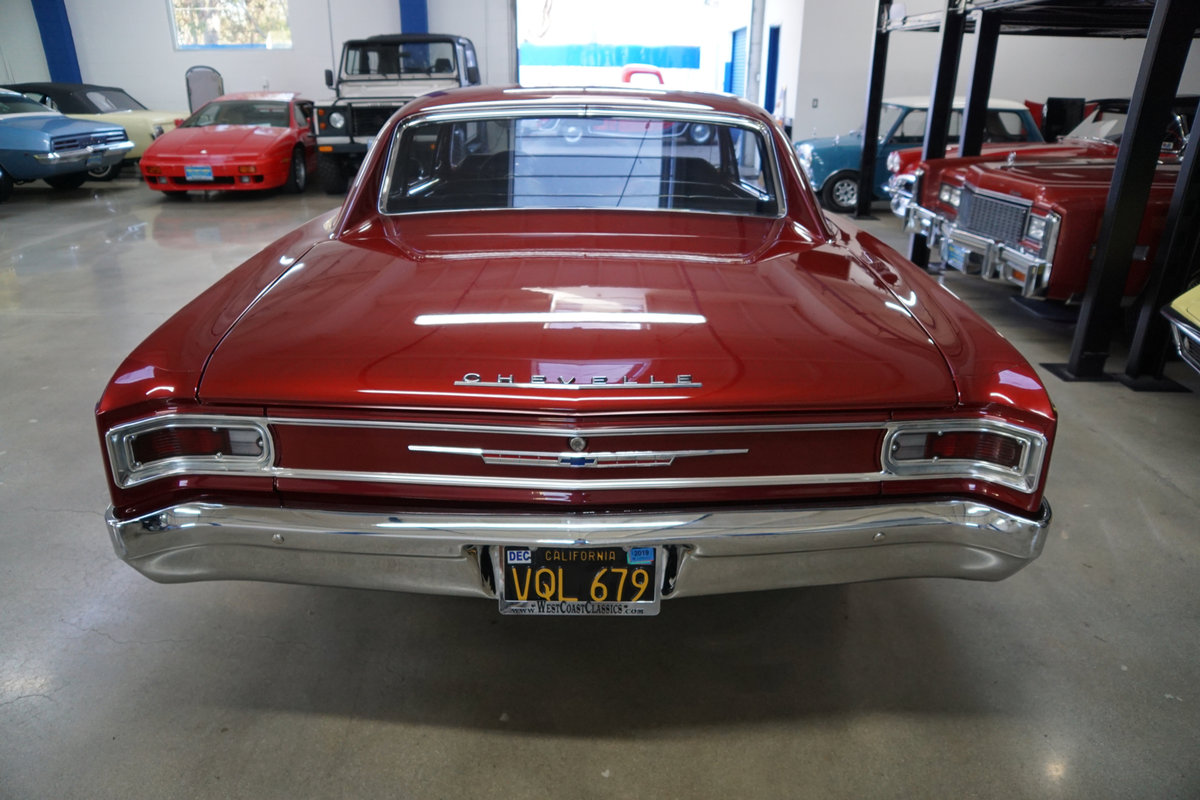 1966 Chevrolet Chevelle Custom 343 Built 600HP V8 For Sale (picture 4 of 6)