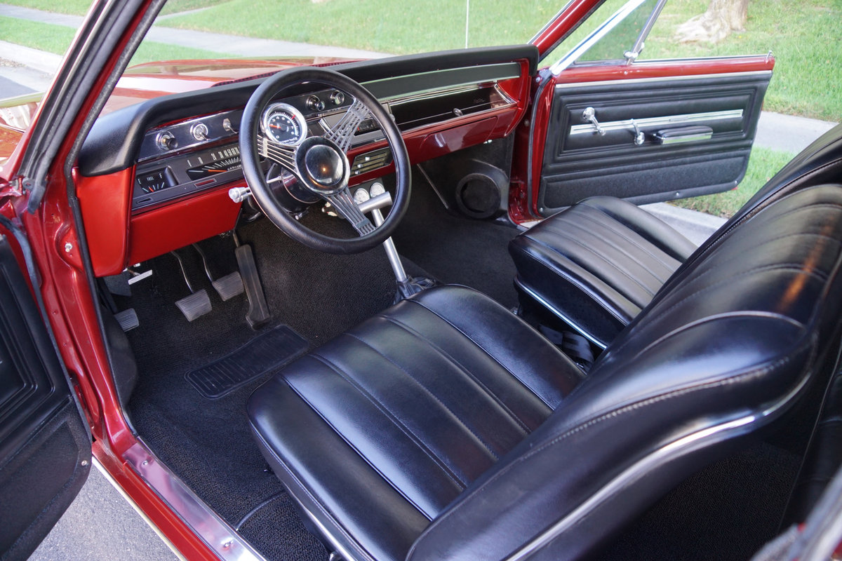 1966 Chevrolet Chevelle Custom 343 Built 600HP V8 For Sale (picture 5 of 6)