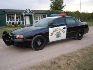 2003 California highway patrol