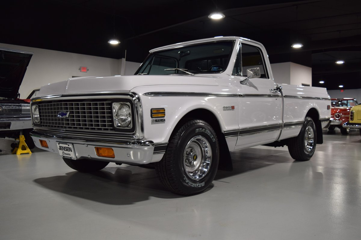 1972 Chevrolet Cheyenne C10 Pick-Up For Sale (picture 1 of 6)