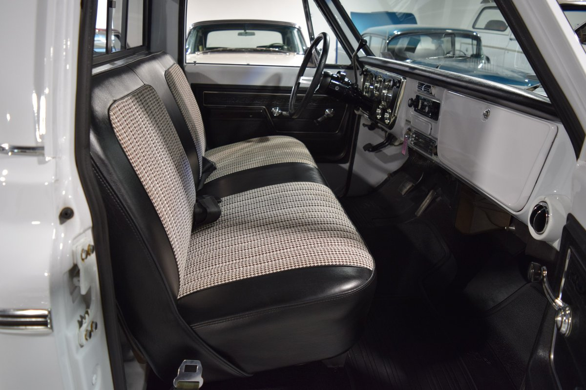 1972 Chevrolet Cheyenne C10 Pick-Up For Sale (picture 5 of 6)
