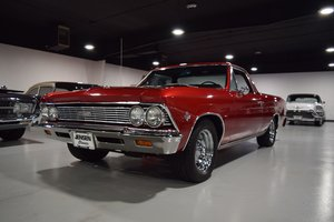 1966 Chevrolet El Camino For Sale