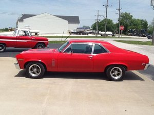 1969 Chevrolet Nova SS (Hannibal, Mo) $44,900 obo For Sale