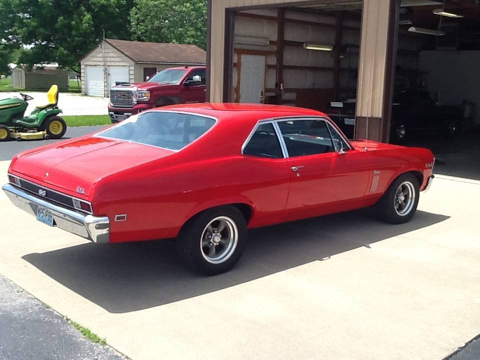 1969 Chevrolet Nova SS (Hannibal, Mo) $44,900 obo For Sale (picture 2 of 6)