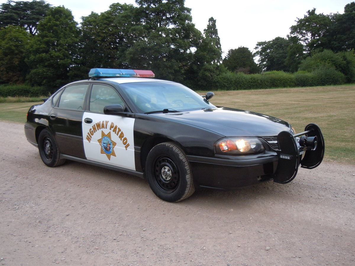 2003 California highway patrol For Sale (picture 2 of 6)