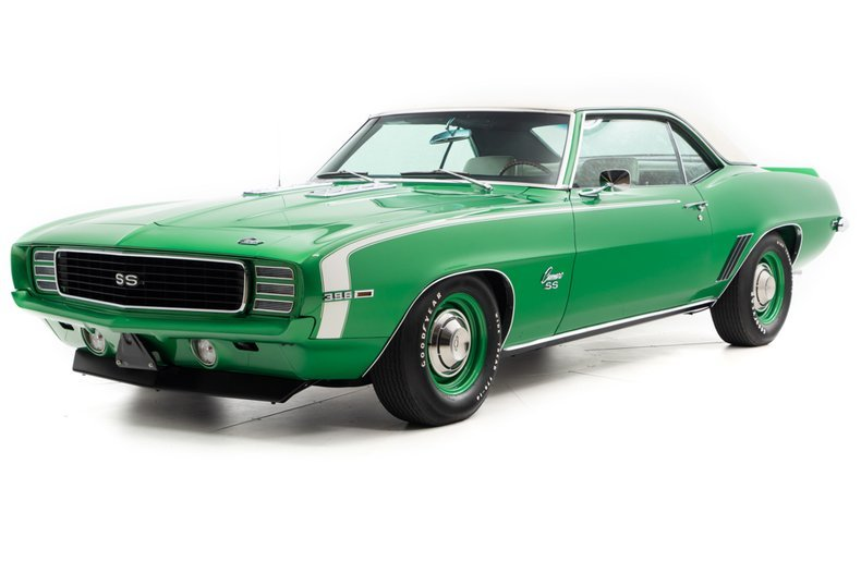 1969 Chevy Camaro Coupe = Rare 1 of 311 L89 made $144.5k For Sale (picture 1 of 6)