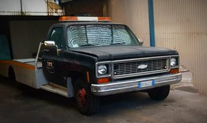 1973 Chevrolet C-10 Custome Deluxe For Sale