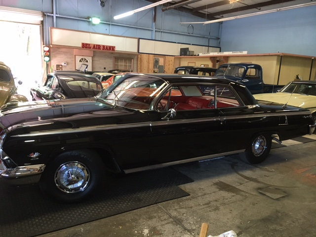 1962 Chevrolet Impala SS Rare Correct Fresh 409 + 4 speed For Sale (picture 1 of 1)