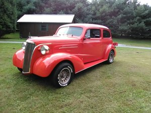 1937 Chevrolet Coupe (Beaverdale, Pa) $26,500 obo For Sale