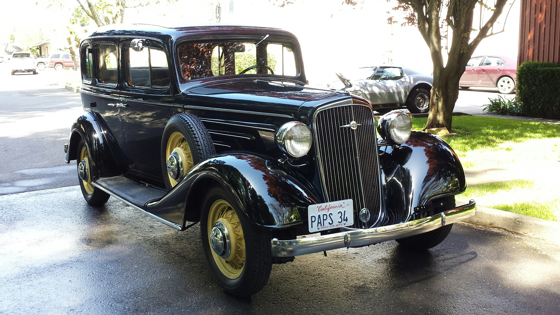 1934 Chevrolet Master DeluxeRestored Correct Winner $29.5k For Sale (picture 1 of 6)