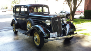 1934 Chevrolet Master DeluxeRestored Correct Winner $29.5k For Sale
