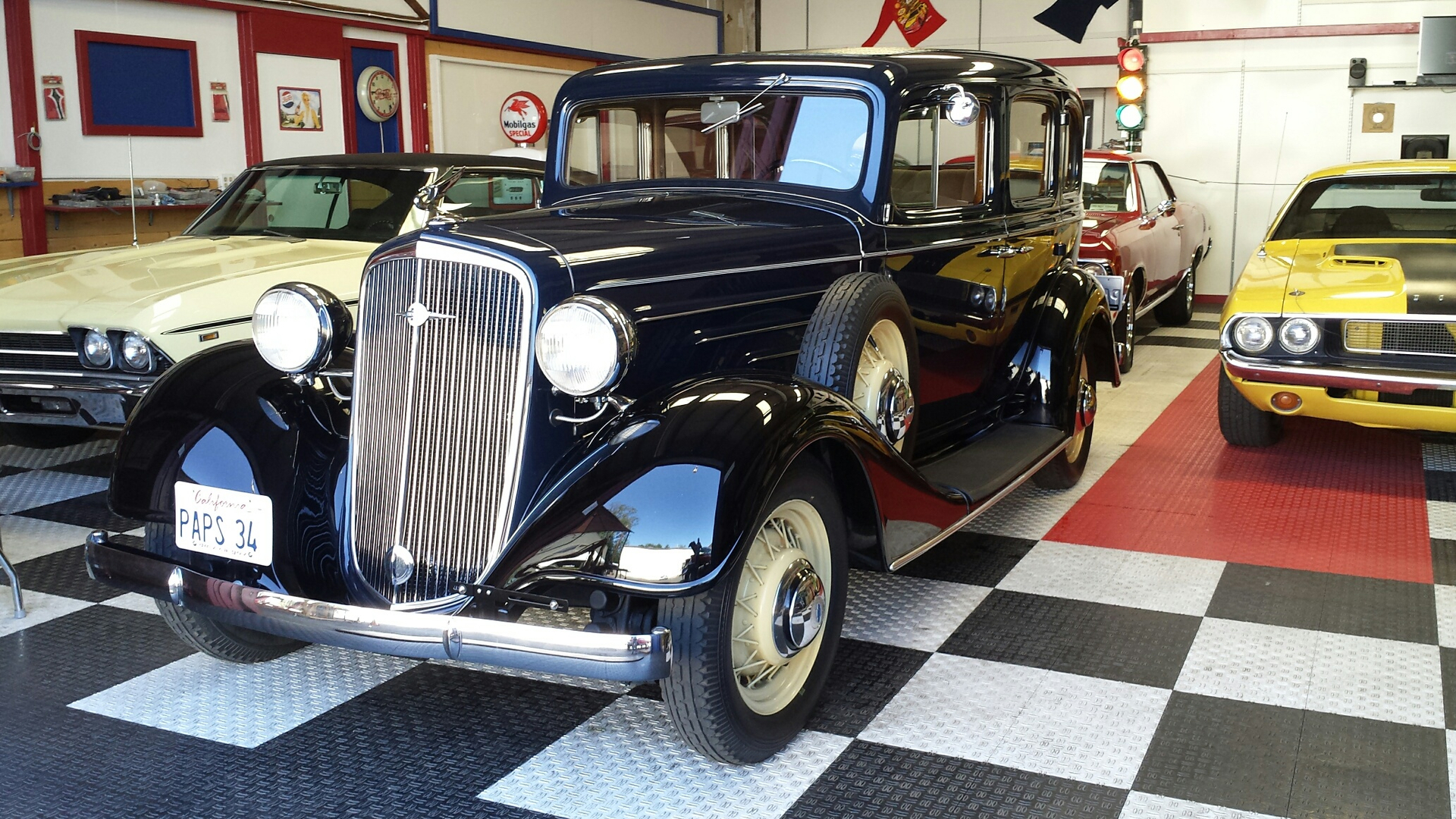 1934 Chevrolet Master DeluxeRestored Correct Winner $29.5k For Sale (picture 2 of 6)
