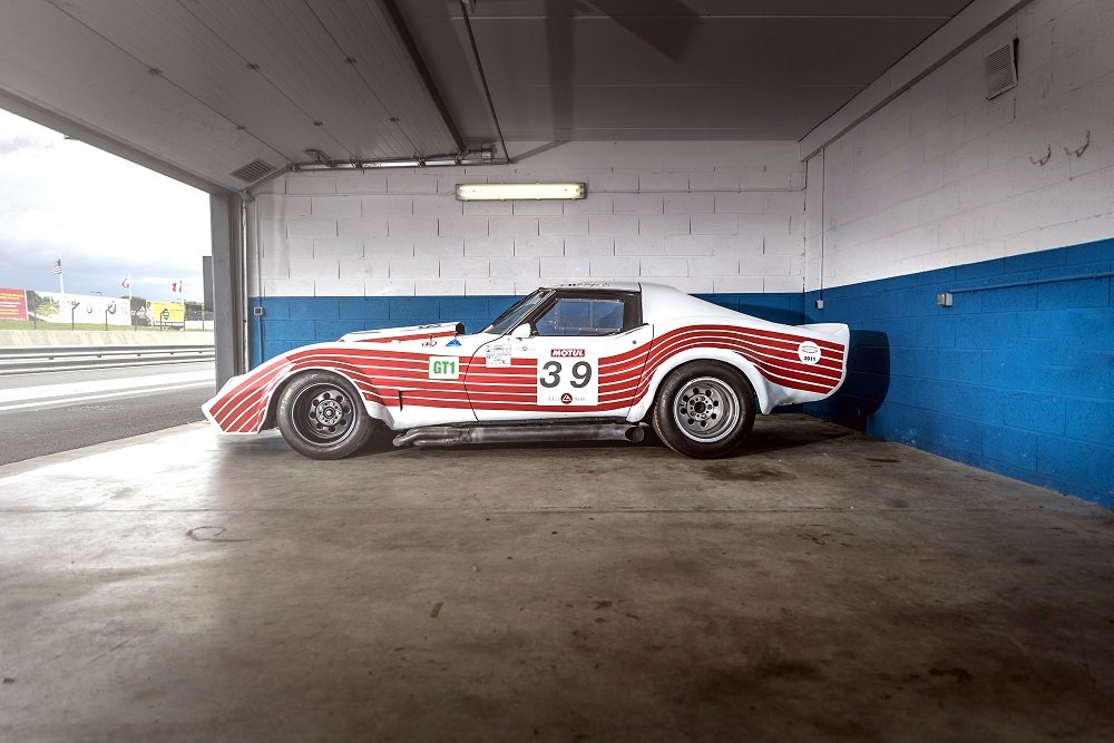1969 - Chevrolet Corvette C3 Group 4/5 SOLD by Auction (picture 3 of 6)