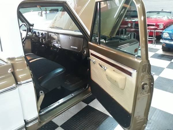 1970 Chevrolet C10 Pickup Truck - Restored + Upgrades $35k For Sale (picture 6 of 6)