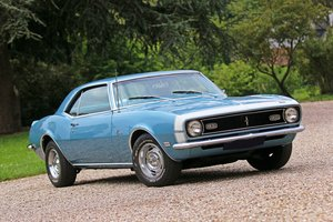 1968 - Chevrolet Camaro 327  For Sale by Auction