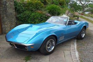 1969 L89/L71 Corvette Roadster For Sale