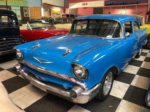 1957 Bel Air 150 Series 2 Door Coupe For Sale