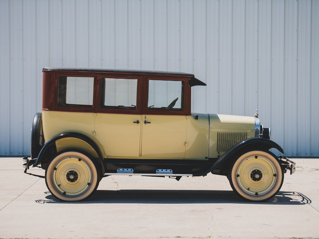 1925 Chevrolet K Sedan For Sale by Auction (picture 5 of 6)