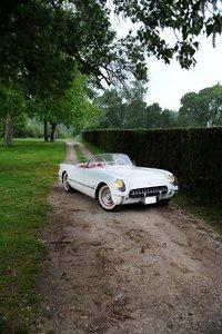 1953 - Chevrolet Corvette C1 ex Charbonneaux SOLD by Auction